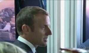 Coalizão de Emmanuel Macron conquista maioria nas eleições legislativas na França