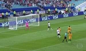 Alemanha estreia com vitória na Copa das Confederações