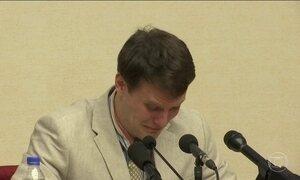 Morte de estudante americano que tinha sido preso na Coreia do Norte provoca indignação