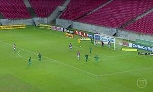 Veja os gols desta noite de rodada completa pela Série B do Brasileirão