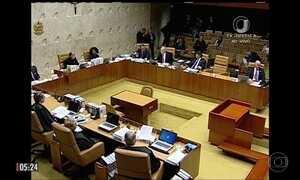 STF adia julgamento sobre o pedido de prisão do senador afastado Aécio Neves