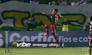 Guarani e Oeste empatam em 0 a 0 na série B do Brasileirão