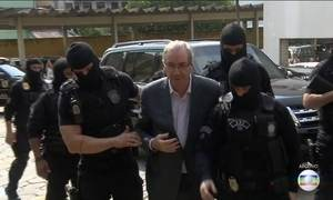 MPF denuncia os ex-presidentes da Câmara, Henrique Alves e Eduardo Cunha