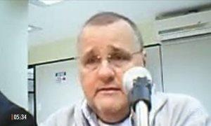 Geddel Vieira Lima presta depoimento à Justiça