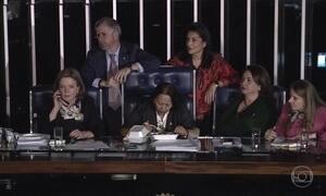 Tumulto interrompe reunião no Senado para votar a Reforma Trabalhista