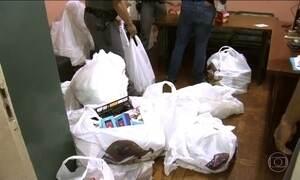 Bandidos assaltam loja de departamentos em MS e fogem para SP