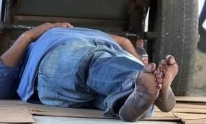 Moradores de rua falam sobre as dificuldades que enfrentam no dia a dia