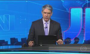 Jornal Nacional - Edição de quarta-feira, 12/07/2017
