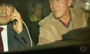Ex-presidente do Peru e a esposa são presos por lavagem de dinheiro com a Odebrecht