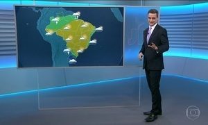 Confira a previsão do tempo para este domingo (16)