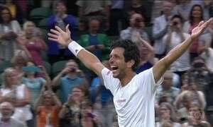 Marcelo Mello conquista título de dupla masculina em Wimbledon