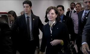 Raquel Dodge pergunta a Janot sobre orçamento de 2018