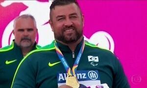 Brasil conquista 5 medalhas no Mundial de Atletismo Paralímpico