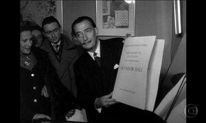 Exumação do corpo de Salvador Dalí está prevista para esta quinta (20)
