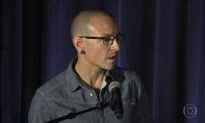 Vocalista da banda Linkin Park é encontrado morto, em casa, nos Estados Unidos
