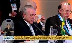 Mercosul pede que Venezuela suspenda eleição para assembleia constituinte