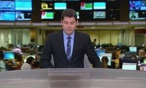 Jornal Hoje - Edição de terça-feira, 25/07/2017