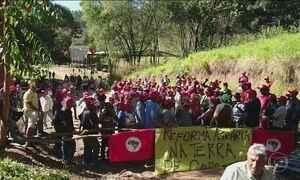 MST invade fazendas e faz protestos contra o governo Temer