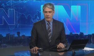 Jornal Nacional - Edição de terça-feira, 25/07/2017