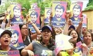 Oposição e organizações sindicais convocam greve de 48 horas na Venezuela