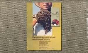 Folheto traz orientações para a transferência de colmeias