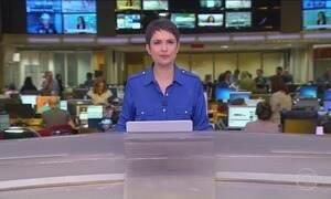 Jornal Hoje - Edição de segunda-feira, 31/07/2017