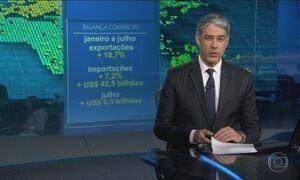 Jornal Nacional - Edição de terça-feira, 01/08/2017