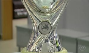 Real Madrid e Manchester United decidem Supercopa da Europa