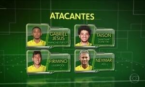 Tite convoca Seleção Brasileira para jogos das Eliminatórias