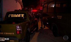 Quatro suspeitos morrem em tiroteio entre facções rivais no RS