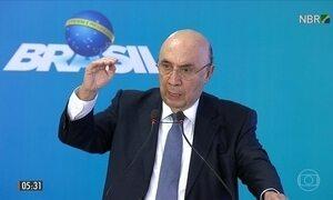 Governo admite que irá aumentar a meta fiscal deste ano