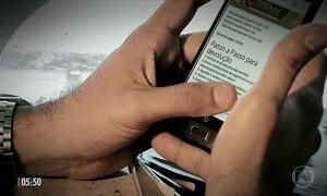 Polícia investiga aplicativos usados para dar o golpe da pirâmide financeira