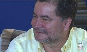 É grave o estado do ex-senador da Bolívia Roger Molina, vítima de um acidente aéreo