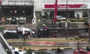 Policial de folga é ferido em assalto em Campinas (SP)