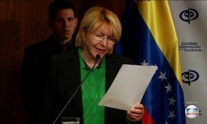 Ex-procuradora da Venezuela deve participar de reunião do Mercosul no Brasil