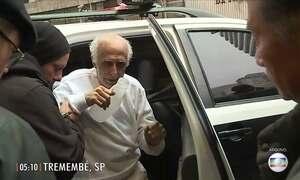 Roger Abdelmassih volta para a penitenciária de Tremembé (SP)