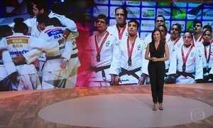 Brasil conquista medalha de prata no Mundial de Judô