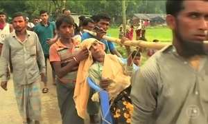 ONU afirma que Mianmar está promovendo uma limpeza étnica contra a minoria muçulmana