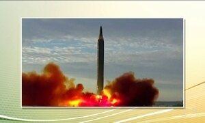 """Coreia do Norte disse que busca um """"equilíbrio de forças"""" com os EUA"""