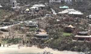 Furacão Maria alcança nível 5 e ameaça Caribe