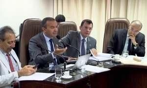 Deputado estadual do RN com tornozeleira eletrônica é líder do governo na Câmara