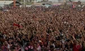 Público lota o Rock in Rio em noite de Guns N' Roses e The Who