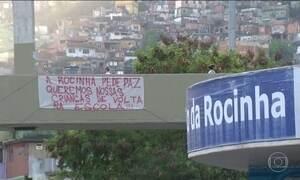 Rocinha tem manhã mais tranquila após seis dias de confronto