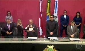 Governador do Amazonas deve tomar posse nesta quarta-feira (4)