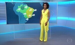 Veja a previsão do tempo para sexta-feira (6) no Brasil