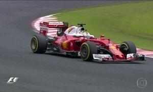 Fórmula 1 chega ao Japão com pilotos fazendo contas pelo título