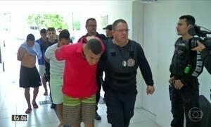 Vídeo mostra ação da 'quadrilha do boné' durante assalto a agência bancária em SP