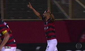 Flamengo empata com o Fluminense pelo Brasileirão