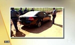 Polícia procura a quadrilha que explodiu o prédio de empresa de segurança de valores em SP