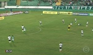 Confira os gols dos jogos da Série B do Brasileirão